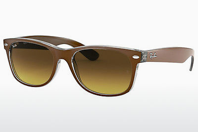 Ophthalmic Glasses Ray-Ban NEW WAYFARER (RB2132 614585) - Brown