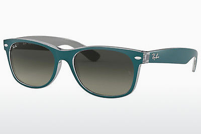 Ophthalmic Glasses Ray-Ban NEW WAYFARER (RB2132 619171) - Green, Petroleum