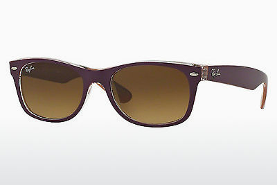Ophthalmic Glasses Ray-Ban NEW WAYFARER (RB2132 619285) - Purple, Violet