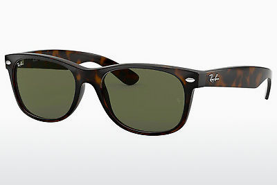 Ophthalmic Glasses Ray-Ban NEW WAYFARER (RB2132 902) - Brown, Tortoise