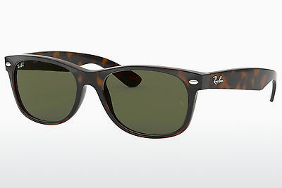 Ophthalmic Glasses Ray-Ban NEW WAYFARER (RB2132 902L) - Brown, Tortoise