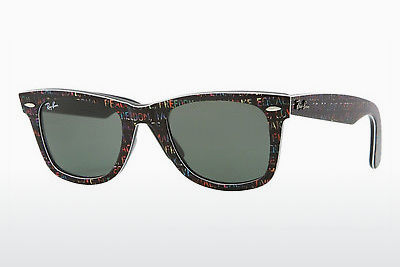 Ophthalmic Glasses Ray-Ban WAYFARER (RB2140 1089) - Patterned, Black