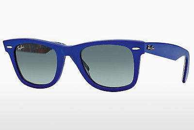 Ophthalmic Glasses Ray-Ban WAYFARER (RB2140 113471) - Blue, Patterned, Black