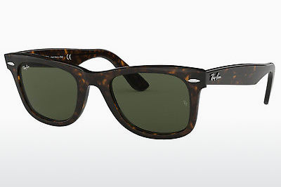 Ophthalmic Glasses Ray-Ban WAYFARER (RB2140 902) - Brown, Tortoise