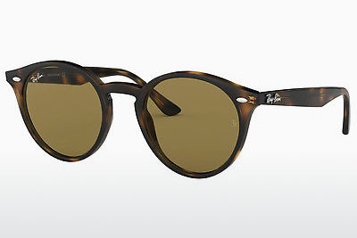 Ophthalmic Glasses Ray-Ban RB2180 710/73 - Brown, Havanna