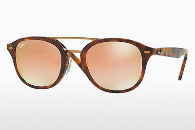 Ophthalmic Glasses Ray-Ban RB2183 1127B9 - Brown, Havanna, Yellow