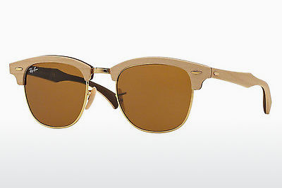 Ophthalmic Glasses Ray-Ban CLUBMASTER (M) (RB3016M 1179) - Brown, Maple