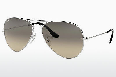 Ophthalmic Glasses Ray-Ban AVIATOR LARGE METAL (RB3025 003/32) - Silver