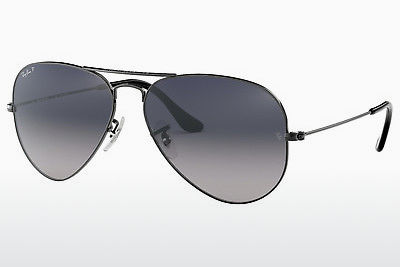Ophthalmic Glasses Ray-Ban AVIATOR LARGE METAL (RB3025 004/78) - Grey, Gunmetal