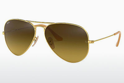 Ophthalmic Glasses Ray-Ban AVIATOR LARGE METAL (RB3025 112/85) - Gold