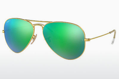 Ophthalmic Glasses Ray-Ban AVIATOR LARGE METAL (RB3025 112/P9) - Gold