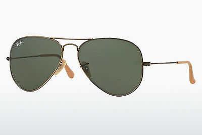 Ophthalmic Glasses Ray-Ban AVIATOR LARGE METAL (RB3025 177) - Gold