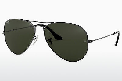 Ophthalmic Glasses Ray-Ban AVIATOR LARGE METAL (RB3025 W0879) - Grey, Gunmetal