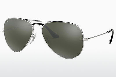 Ophthalmic Glasses Ray-Ban AVIATOR LARGE METAL (RB3025 W3277) - Silver