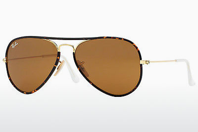 Ophthalmic Glasses Ray-Ban AVIATOR FULL COLOR (RB3025JM 001) - Gold