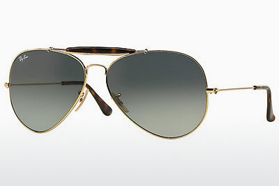 Ophthalmic Glasses Ray-Ban OUTDOORSMAN II (RB3029 181/71) - Gold