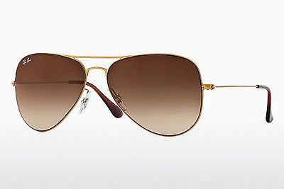 Ophthalmic Glasses Ray-Ban AVIATOR FLAT METAL (RB3513 149/13) - Gold, Sand