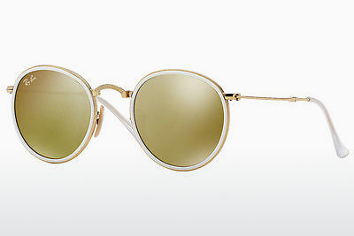 Ophthalmic Glasses Ray-Ban ROUND (RB3517 001/93) - Gold