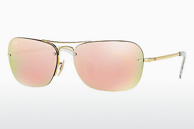 Ophthalmic Glasses Ray-Ban RB3541 001/2Y - Gold
