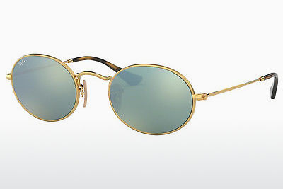 Ophthalmic Glasses Ray-Ban RB3547N 001/30 - Gold
