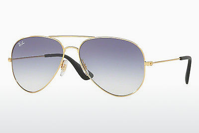Ophthalmic Glasses Ray-Ban RB3558 001/19 - Gold