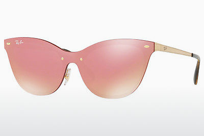 Ophthalmic Glasses Ray-Ban RB3580N 043/E4 - Pink, Gold