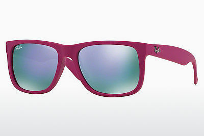 Ophthalmic Glasses Ray-Ban JUSTIN (RB4165 60894V) - Pink, Red