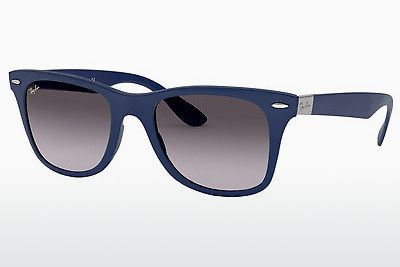 Ophthalmic Glasses Ray-Ban WAYFARER LITEFORCE (RB4195 60158G) - Blue