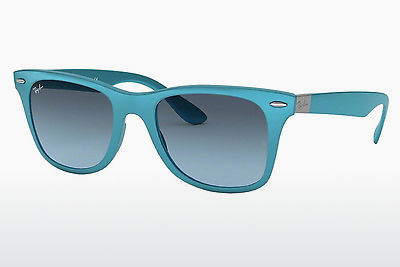 Ophthalmic Glasses Ray-Ban WAYFARER LITEFORCE (RB4195 60848F) - Blue, Azure