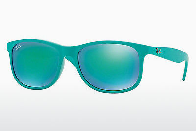 Ophthalmic Glasses Ray-Ban ANDY (RB4202 60723R) - Blue, Green