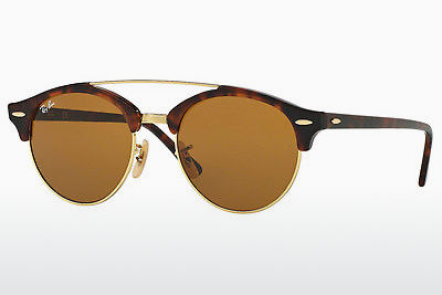 Ophthalmic Glasses Ray-Ban RB4346 990/33 - Brown, Havanna