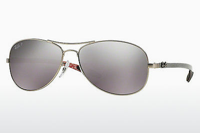 Ophthalmic Glasses Ray-Ban RB8301 019/N8 - Silver
