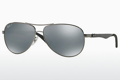 Ophthalmic Glasses Ray-Ban CARBON FIBRE (RB8313 004/K6) - Grey, Gunmetal