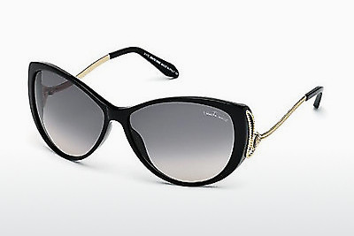 Ophthalmic Glasses Roberto Cavalli RC741S 01B - Black, Shiny