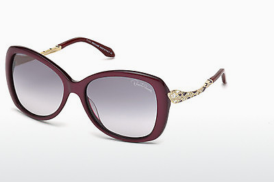 Ophthalmic Glasses Roberto Cavalli RC917S-A 71B - Burgundy, Bordeaux