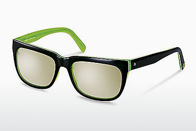 Ophthalmic Glasses Rocco by Rodenstock RR309 A - Black, Green