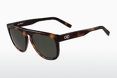 Ophthalmic Glasses Salvatore Ferragamo SF826S 214 - Tortoise