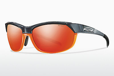Ophthalmic Glasses Smith OVERDRIVE 1TX/6Q - Grey, Orange