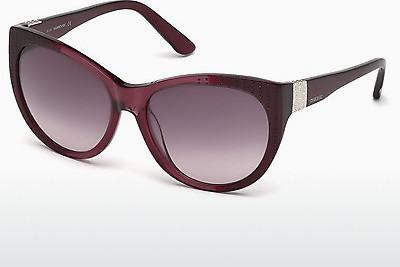 Ophthalmic Glasses Swarovski SK0087 71T - Burgundy, Bordeaux