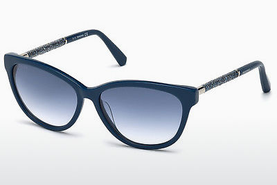 Ophthalmic Glasses Swarovski SK0131 90W - Blue