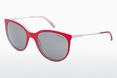 Ophthalmic Glasses Tiffany TF4087B 81763F - Red, Cherry