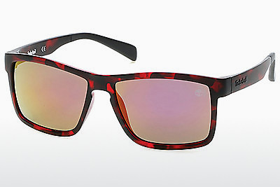 Ophthalmic Glasses Timberland TB9081 54D - Havanna, Red