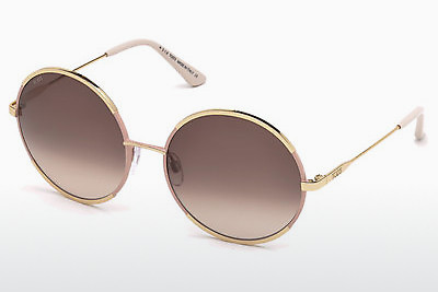 Ophthalmic Glasses Tod's TO0186 28F - Gold