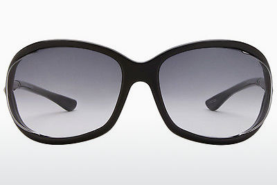 Ophthalmic Glasses Tom Ford Jennifer (FT0008 01B) - Black