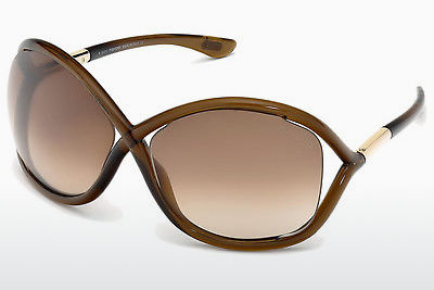 Ophthalmic Glasses Tom Ford Whitney (FT0009 692) - Brown
