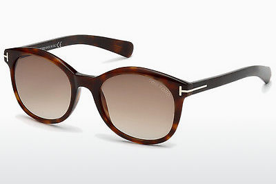 Ophthalmic Glasses Tom Ford Riley (FT0298 52F) - Brown, Havanna