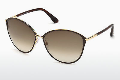 Ophthalmic Glasses Tom Ford Penelope (FT0320 28F) - Gold