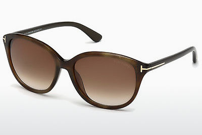 Ophthalmic Glasses Tom Ford Karmen (FT0329 50P) - Brown, Dark
