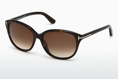Ophthalmic Glasses Tom Ford Karmen (FT0329 52F) - Brown, Havanna