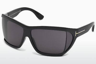 Ophthalmic Glasses Tom Ford Sedgewick (FT0402 01A) - Black, Shiny